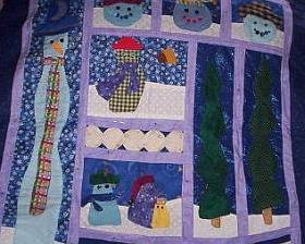 Snowman Applique Patterns « Design Patterns